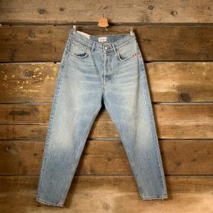 Jeans Amish Jeremiah Columbus Real Vintage Blu Chiaro