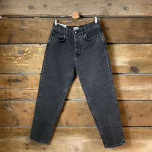 Jeans Amish Jeremiah Madison Khol Black Stone Nero Slavato