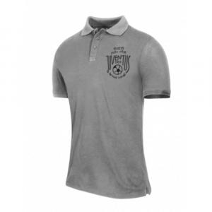 T-shirt 12 anni Juventus manica corta grigia