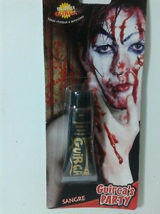 SANGUE FINTO Tubetto 20 ml HALLOWEEN