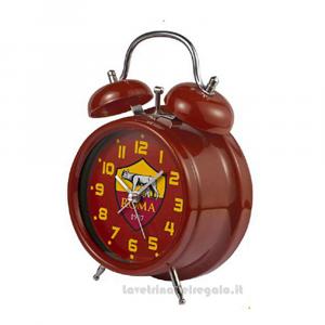Sveglia Roma a 2 campane al quarzo Lowell 12x6x18 cm - Idea Regalo