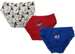 N. 3 Slip Bing Bambino 2-3 anni 4-5 anni