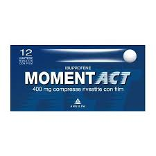 MomentAct 12 compresse