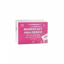 Momentact bustine