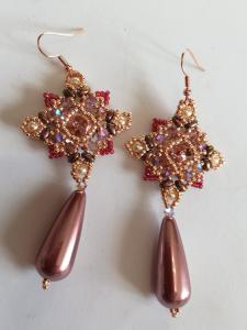 Eleganti orecchini fatti a mano | vendita online