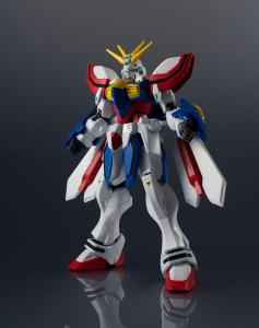 Mobile Suit Gundam Action Figure: GF13-017NJ II GOD GUNDAM by Bandai