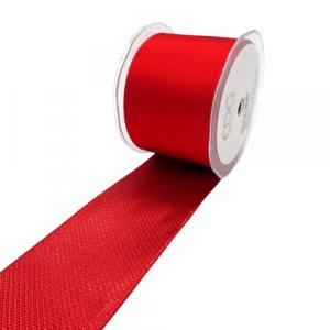 EDG nastro fetuccia rosso 60mm