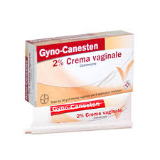 Gynocanesten crema vaginale