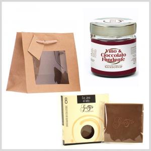 Easy Bag, piccola confezione regalo, ideale per tutte le occasioni. Idee regalo n. 4
