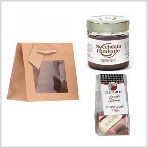 Easy Bag, piccola confezione regalo, ideale per tutte le occasioni. Idee regalo n. 7