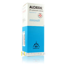 Aloxidil soluzione 2% 60ml