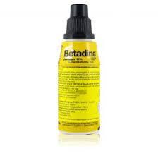Betadine soluzione cutanea 10%
