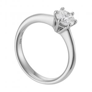 ANELLO SOLITARIO 6 CASTONI, World Diamond Group
