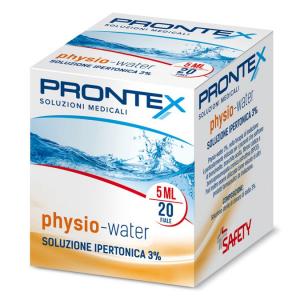 Physio-Water Soluzione Ipertonica 20 Fiale