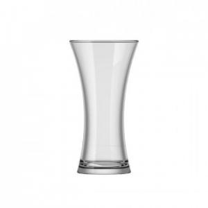 Cegeco Vaso In vetro Europa Altezza 30Cm per Fiori Diametro 15Cm