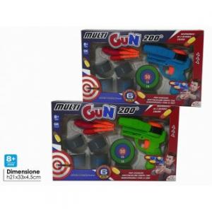 General Trade Pistola Tiro al Bersaglio Giocattolo per Bambini
