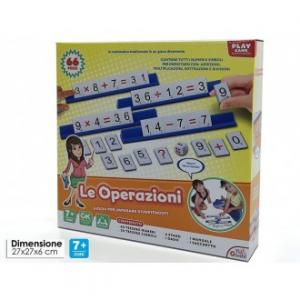 General Trade Giocattolo Le Operazioni 66pz, Gioco Istruttivo per Bambini