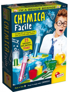 I'M A GENIUS - Chimica facile!