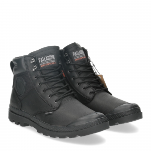 Palladium Pampa Shield black
