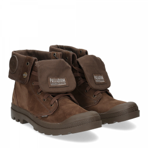 Palladium Pampa Baggy nabuk gaucho marrone
