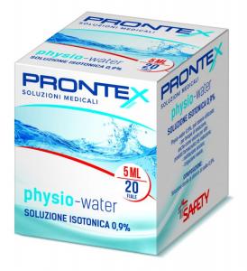 Physio-Water Soluzione Isotonica 20 Fiale