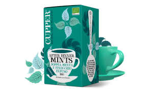 Infuso Biologico After Dinner Mints con Doppia menta e Finocchio 20 Bustine