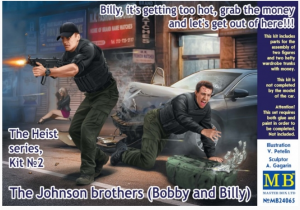Johnson brothers (Bobby and Billy)