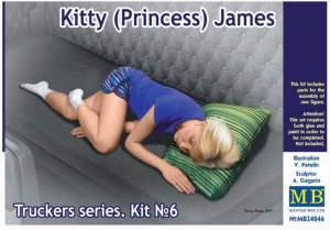 Kitty (Princess) James