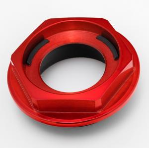 HEX CAPS - cappuccio esagonale originale Rotiform Candy Red