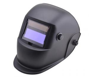 MASCHERA SALDATURA AUTO OSCURANETE LCD CRISTALLI LIQUIDI - NERA