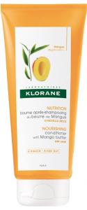 Klorane balsamo nutritivo al burro di mango 200 ml