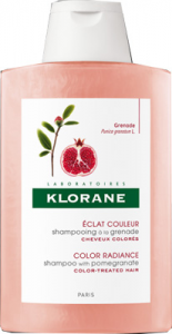 Klorane shampoo al melograno 400 ml