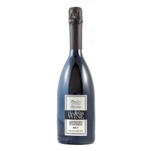 Villarena Wine Asprinio D'Aversa DOC Brut Sparkling White Wine