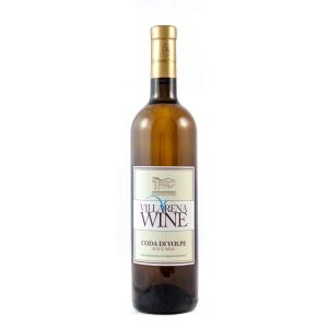 Villarena Wine Coda di Volpe DOP White Wine