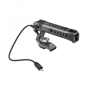 Top handle NATO con controllo remoto per  fotocamere Sony Mirrorless HTN2670
