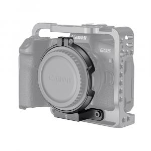 Staffa di supporto per adattatore Obiettivo Canon EF-EOS R BSA2696