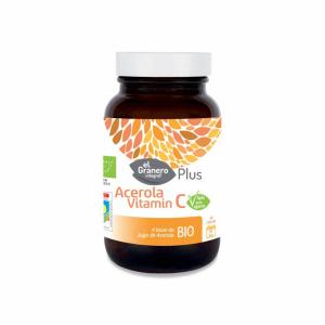 Granero S Acerola Vitamin C Bio 60 Caps 470 Mg