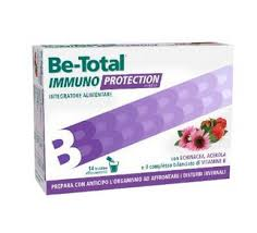 Be-Total Immuno Protection 14 bustine effervescenti