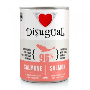 UMIDO DISUGUAL SALMONE 400 GR