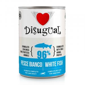 UMIDO DISUGUAL PESCE BIANCO 400 gr