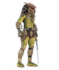 Predator 1718 Action Figure: ULTIMATE ELDER - THE GOLDEN ANGEL by Neca