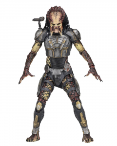 Predator 2018 Action Figure: ULTIMATE FUGITIVE PREDATOR by Neca