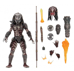 Predator 2 Action Figure: ULTIMATE GUARDIAN PREDATOR by Neca
