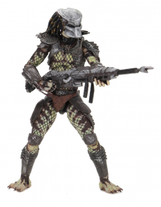 Predator 2 Action Figure: ULTIMATE SCOUT PREDATOR by Neca