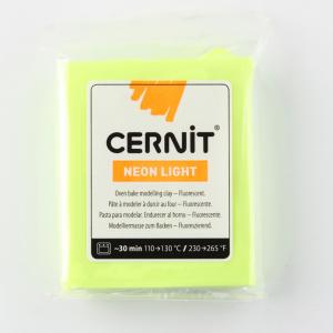 CERNIT NEON 56 gr JAUNE