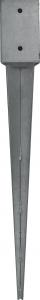STAFFA A PUNTA  CM 91 X 91 H 750