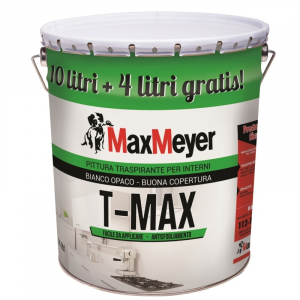 T-MAX LT. 10+4 TRASPIRANTE BIANCO