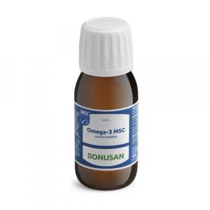 Bonusan Omega-3 Msc Aceite Bebible 58ml Aceite