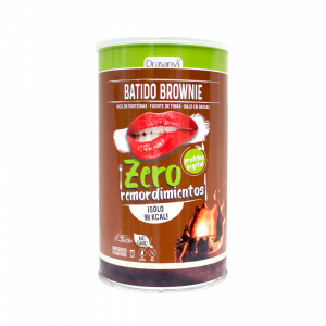 Drasanvi Batido Vegetal Proteico Brownie 420g Zero