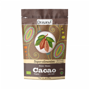 Drasanvi Cacao Bio 175g Doypack Superalimentos